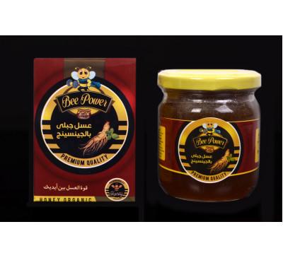 Горный мед с Женьшенем